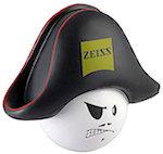Pirate Mad Cap Stress Balls